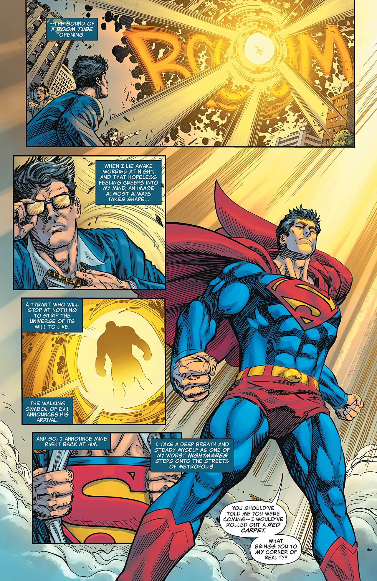 Superman: Man of Tomorrow #16