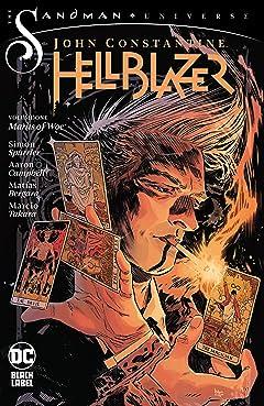 John Constantine, Hellblazer (2019-) Vol. 1: Marks of Woe