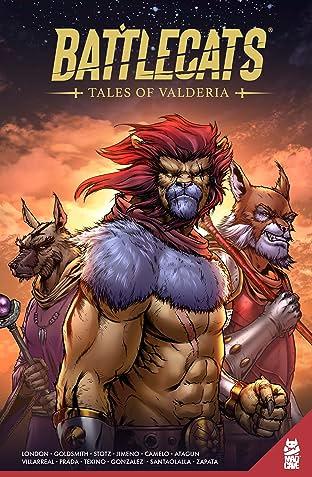 Battlecats: Tales of Valderia TPB