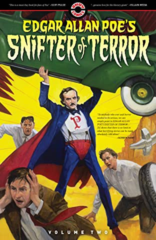 Edgar Allan Poe's Snifter of Terror Vol. 2