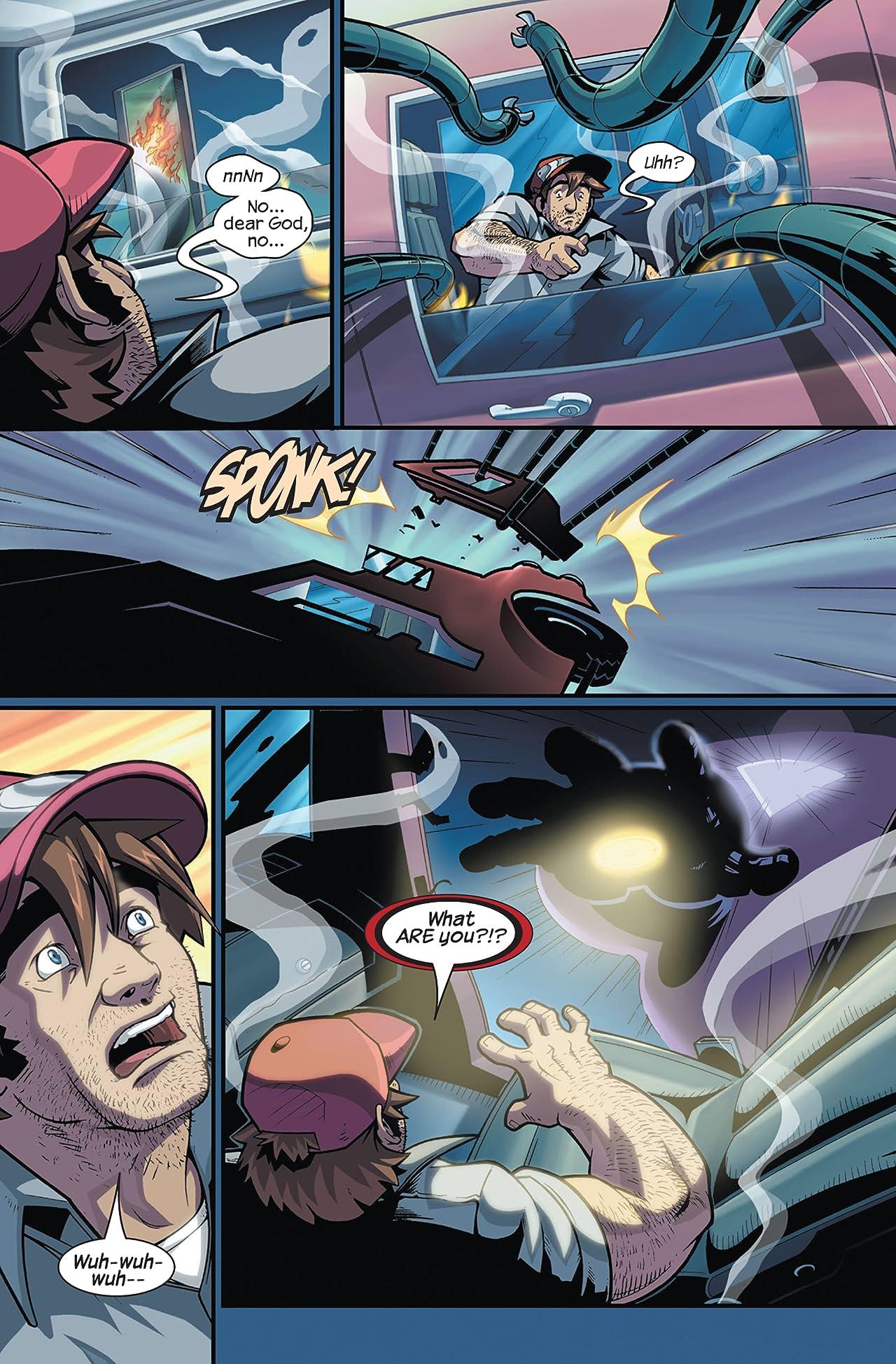 Sentinel Vol. 2: No Hero