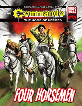 Commando #5375: Four Horsemen