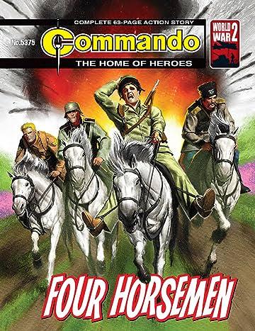 Commando No.5375: Four Horsemen