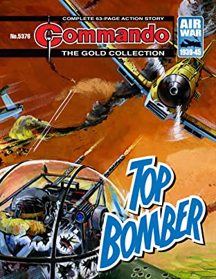 Commando No.5376: Top Bomber