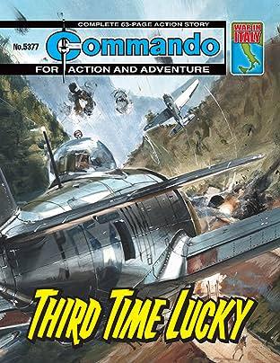Commando #5377: Third Time Lucky