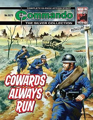 Commando No.5378: Cowards Always Run