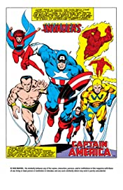 Captain America (1968-1996) Annual No.6