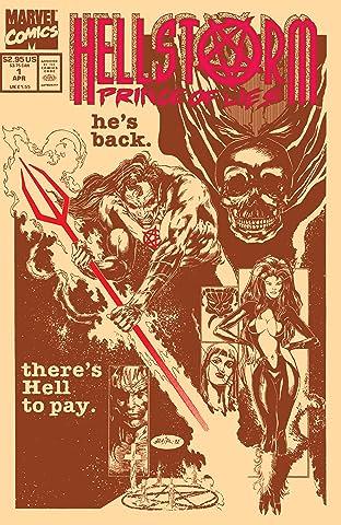 Hellstorm: Prince of Lies (1993-1994) No.1