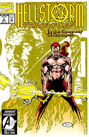Hellstorm: Prince of Lies (1993-1994) #2