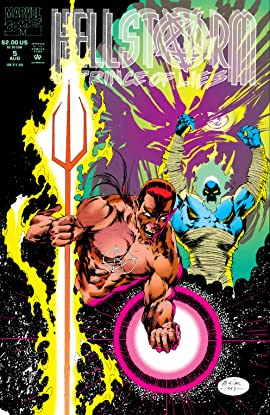 Hellstorm: Prince of Lies (1993-1994) #5