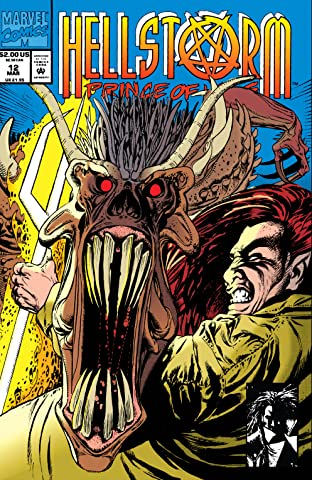 Hellstorm: Prince of Lies (1993-1994) #12