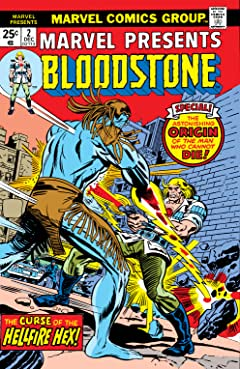 Marvel Presents (1975-1977) #2