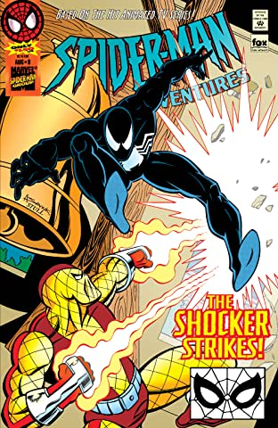 Spider-Man Adventures (1994-1996) #9
