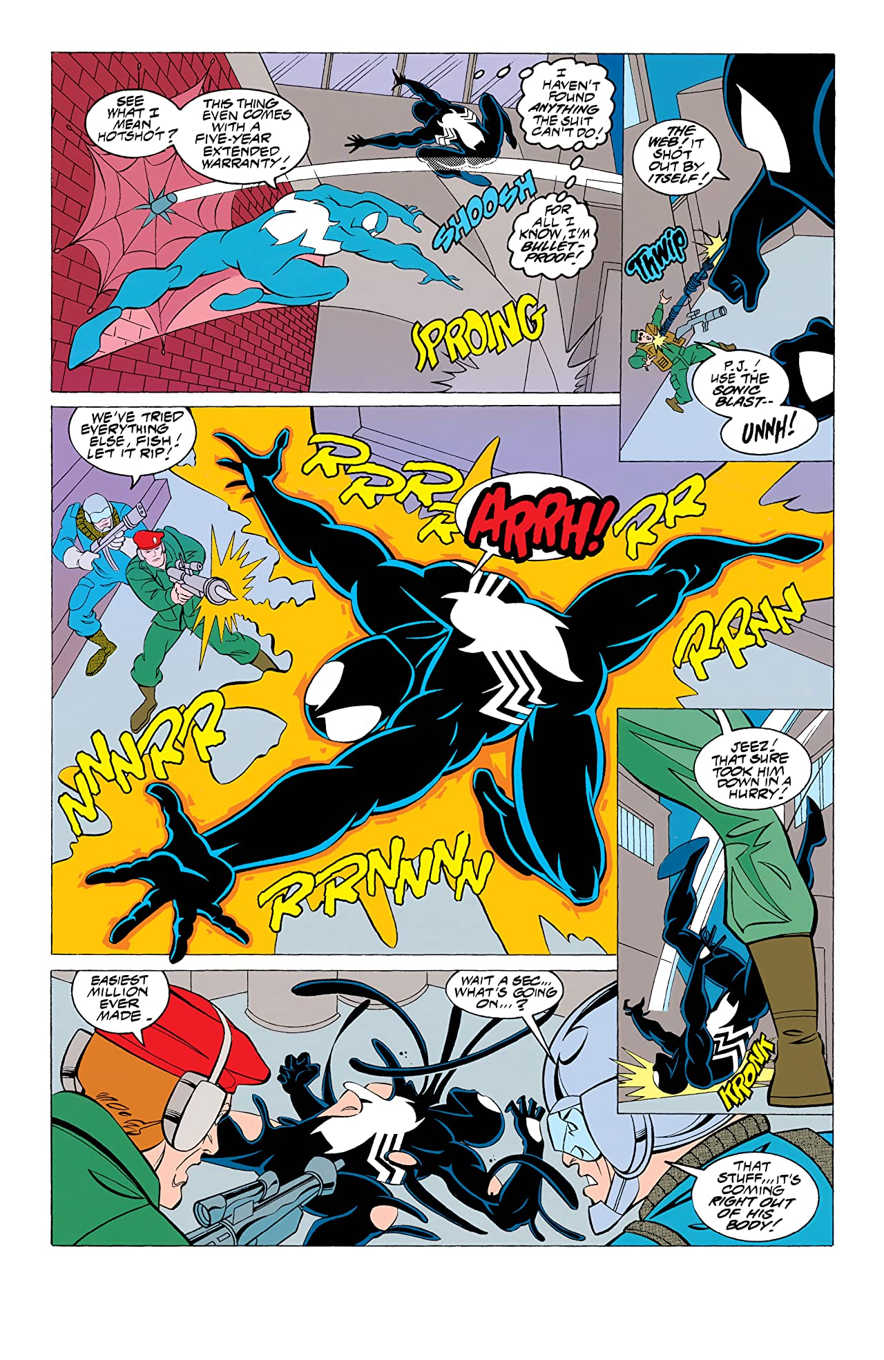 Spider-Man Adventures (1994-1996) #9