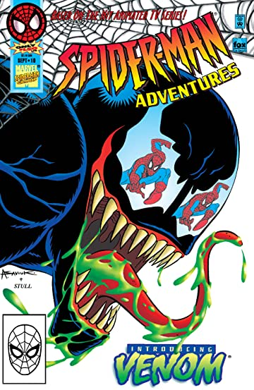 Spider-Man Adventures (1994-1996) #10