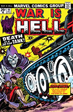 War is Hell (1973-1975) #10