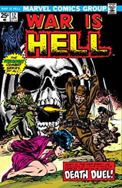 War is Hell (1973-1975) #12
