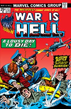 War is Hell (1973-1975) #13