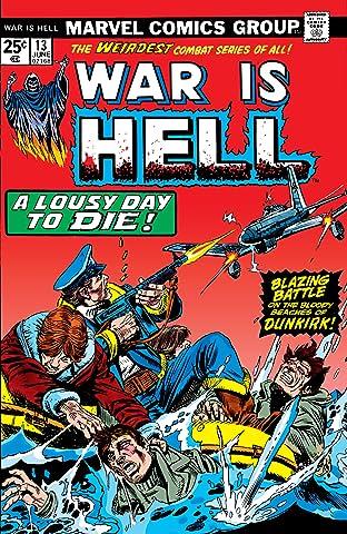 War is Hell (1973-1975) #13
