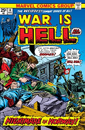 War is Hell (1973-1975) #14