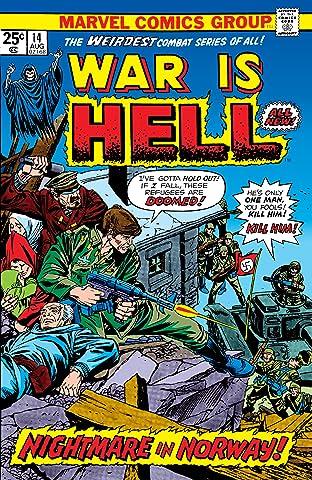 War is Hell (1973-1975) #14