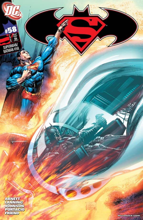 Superman/Batman #58