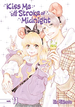 Kiss Me at the Stroke of Midnight Tome 11