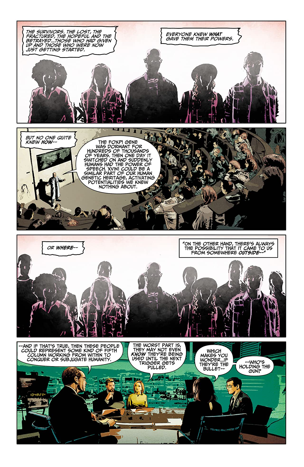 The Resistance #6 (of 6)