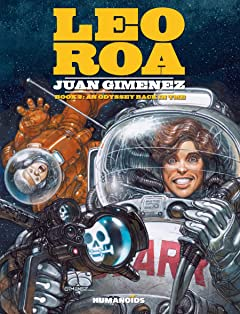 Leo Roa Tome 2: An Odyssey Back in Time