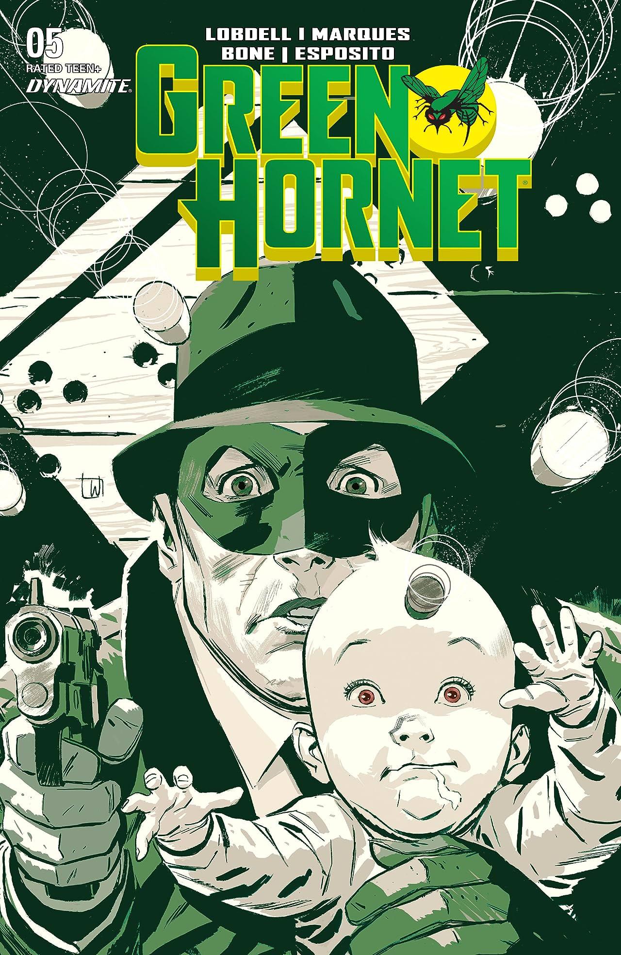 The Green Hornet (2020) No.5