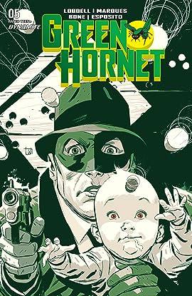 The Green Hornet (2020) #5