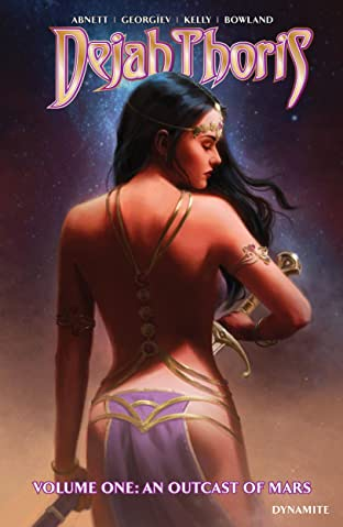 Dejah Thoris (2019-) Vol. 1: An Outcast of Mars