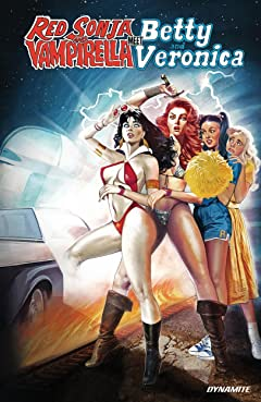 Red Sonja & Vampirella Meet Betty & Veronica Vol. 2