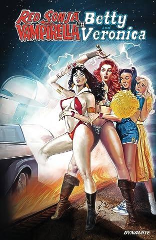 Red Sonja & Vampirella Meet Betty & Veronica Vol. 2