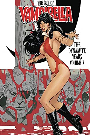The Art of Vampirella: The Dynamite Years Vol. 2