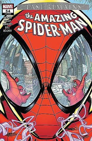Amazing Spider-Man (2018-) No.54