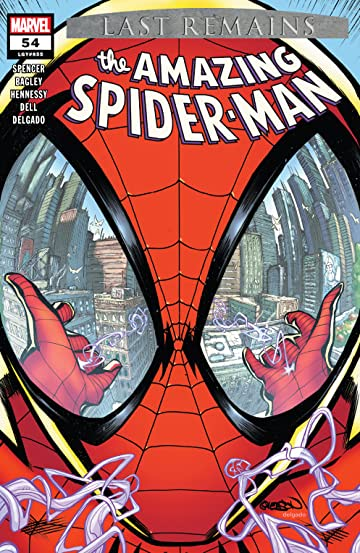 Amazing Spider-Man (2018-) #54