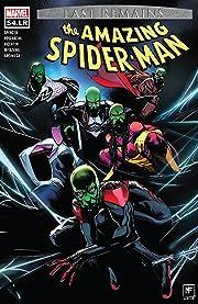 Amazing Spider-Man (2018-) #54.LR