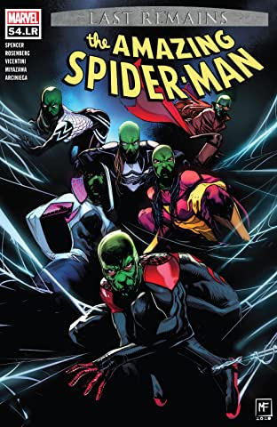Amazing Spider-Man (2018-) #54.LR