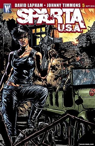 Sparta: USA #5 (of 6)