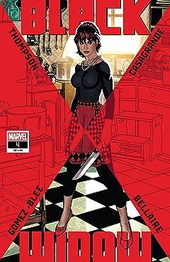 Black Widow (2020-) #4