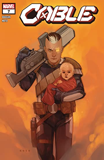 Cable (2020-) #7