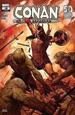 Conan The Barbarian (2019-) No.18