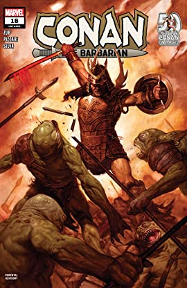Conan The Barbarian (2019-) #18