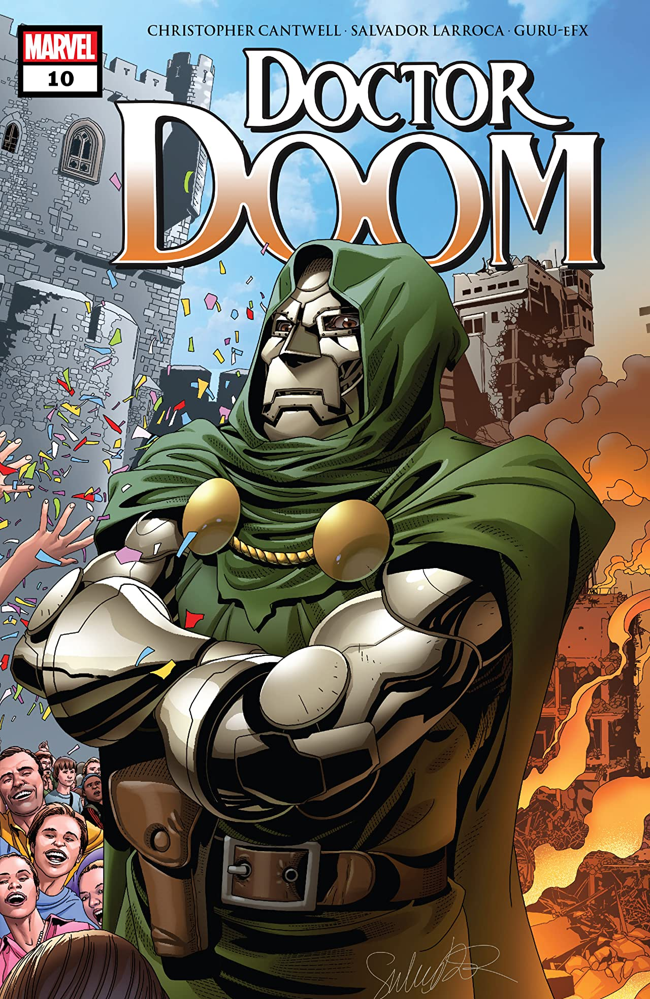 Doctor Doom (2019-) No.10