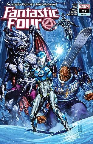 Fantastic Four (2018-) #27