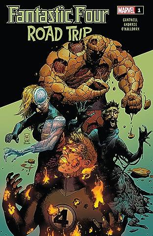 Fantastic Four: Road Trip (2020) No.1