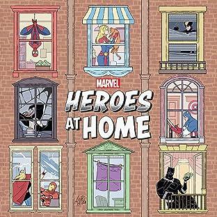 Heroes At Home (2020) No.1