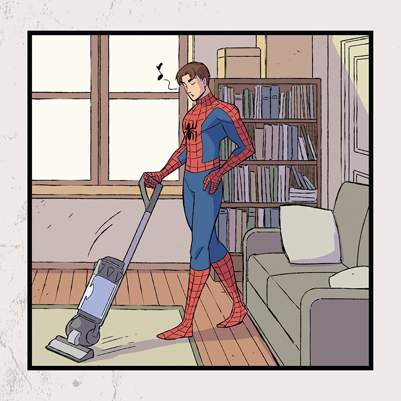 Heroes At Home (2020) No.1