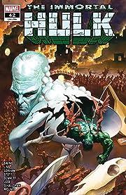 Immortal Hulk (2018-) #42